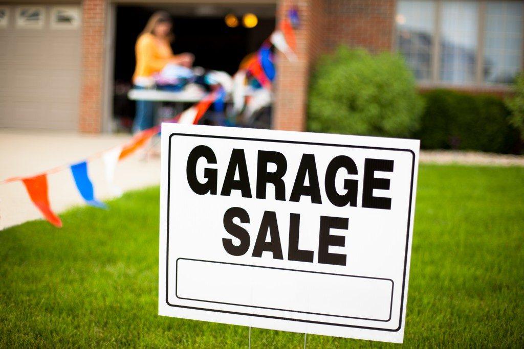 Garage Sale Signage